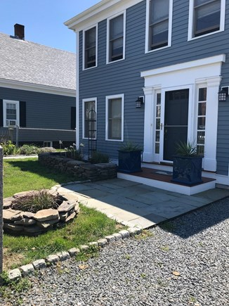 Provincetown Cape Cod vacation rental - Welcome front entrance