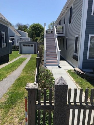 Provincetown Cape Cod vacation rental - Deck and steps