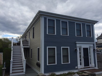 Provincetown Cape Cod vacation rental - View of house