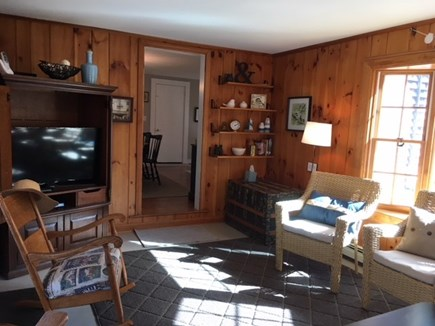 Brewster Cape Cod vacation rental - Den