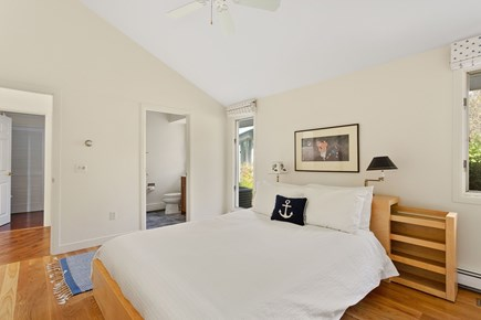 Truro Cape Cod vacation rental - Second Bedroom Suite with Queen bed