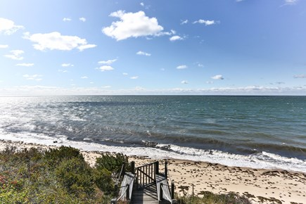 Truro Cape Cod vacation rental - Private stairs to the beach, walk to Pamet Harbor or Provincetown