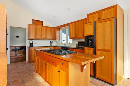 Truro Cape Cod vacation rental - The kitchen is fully equipped