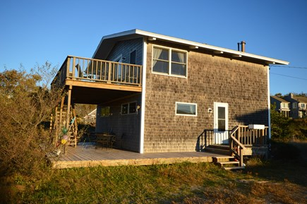 Truro Cape Cod vacation rental - Bayside cottage on Fisher Beach in Truro