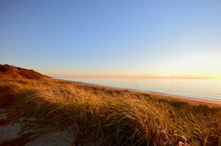 Truro Cape Cod vacation rental - Fisher Beach is beautiful and never crowded
