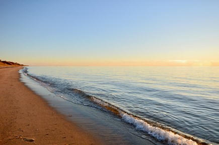 Truro Cape Cod vacation rental - Gorgeous Fisher Beach on the bayside in Truro