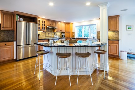 Chatham Cape Cod vacation rental - Beautiful, well-equipped kitchen with stainless steel appliances