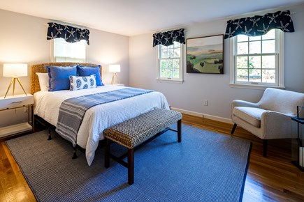 Chatham Cape Cod vacation rental - Bedroom 2 - Main level queen bedroom