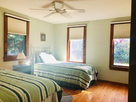 Brewster Cape Cod vacation rental - First Floor Bedroom - 2 Twins