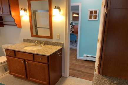 Eastham Cape Cod vacation rental - First floor bath