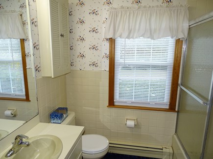 Orleans Cape Cod vacation rental - Full bathroom with shower and tub
