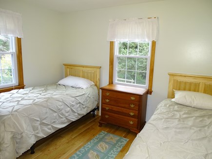 Orleans Cape Cod vacation rental - Bright twin bedroom