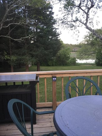 Orleans Cape Cod vacation rental - Deck with a view of the marsh