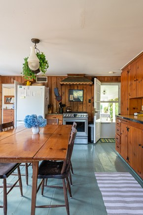 Chatham Cape Cod vacation rental - Kitchen/ dining area