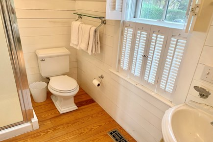 Hyannis Cape Cod vacation rental - First floor bath
