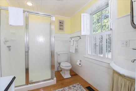 Hyannis Cape Cod vacation rental - Main floor bath