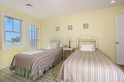 Hyannis Cape Cod vacation rental - Another upper level bedroom with 2 twins