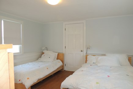 Harwich Port Cape Cod vacation rental - Bedroom with one queen and one single bed and private bath