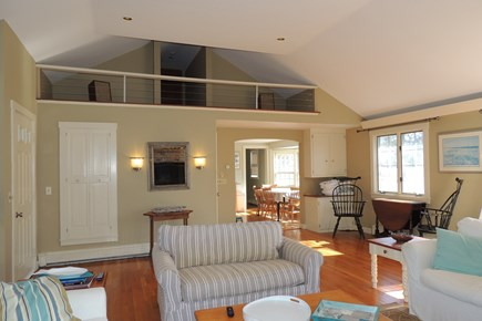 Harwich Port Cape Cod vacation rental - Lofted ceilings