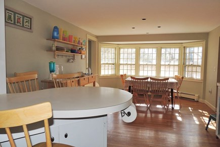 Harwich Port Cape Cod vacation rental - Dining area looking from the kitchen