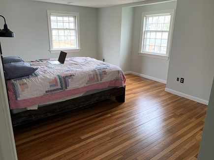 Falmouth Village Cape Cod vacation rental - Spacious Master Bedroom