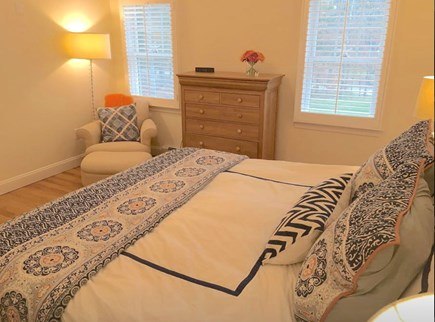 Mashpee Cape Cod vacation rental - Master bedroom with double closet and ensuite master bathroom