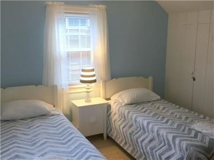 Dennis Port Cape Cod vacation rental - Twin bedroom.  Linens provided.