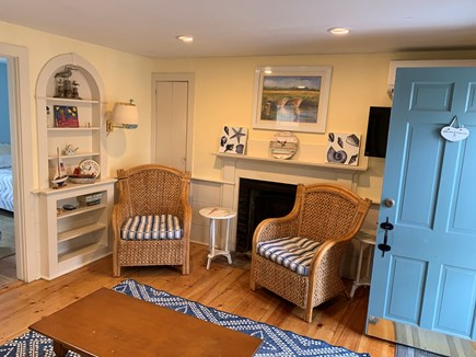 Dennis Port Cape Cod vacation rental - Built ins and cottage charm.