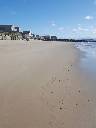 Dennis Port Cape Cod vacation rental - Easy 100 yard walk to Dennis Seashores private beach.