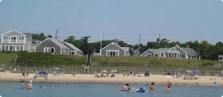 Dennis Port Cape Cod vacation rental - Dennis Seashores private beach.