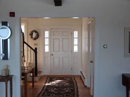Bourne, Pocasset Cape Cod vacation rental - Gorgeous front hall.