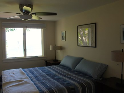 Bourne, Pocasset Cape Cod vacation rental - Second floor bedroom. Just down the hall from full bathroom