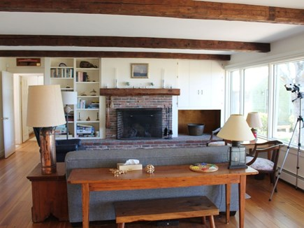 Bourne, Pocasset Cape Cod vacation rental - Open floor plan with plenty of room for the family and friends.