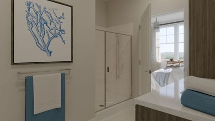Barnstable Cape Cod vacation rental - Spa Quality Bathroom