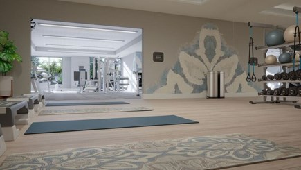 Barnstable Cape Cod vacation rental - Fitness Center and Yoga Studio