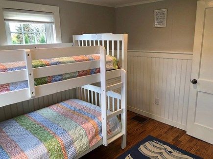 Chatham Cape Cod vacation rental - Another View of The Bunk Bedroom