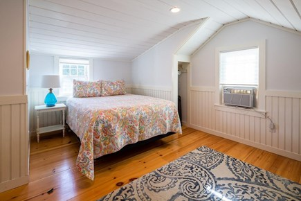 Chatham Cape Cod vacation rental - Second Floor Bedroom with Queen Bed and Hardwood Floors