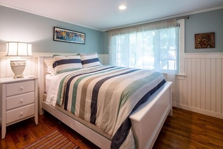 Chatham Cape Cod vacation rental - Queen Bedroom on the First Floor