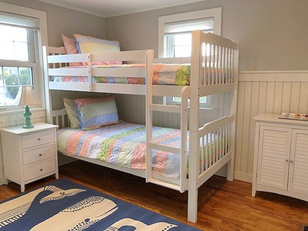 Chatham Cape Cod vacation rental - First Floor Twin with Bunk Beds