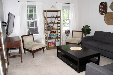 Centerville Centerville vacation rental - The Living Room w/ Wifi & streaming movies.