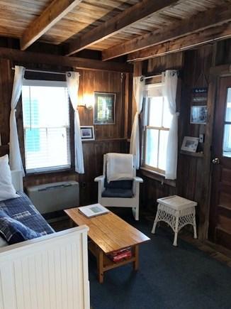 Truro Cape Cod vacation rental - Living Area