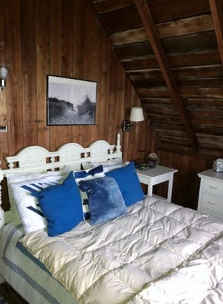 Truro Cape Cod vacation rental - Master bedroom - queen
