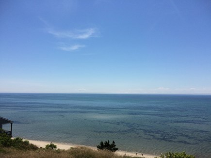 Truro Cape Cod vacation rental - View from observation deck