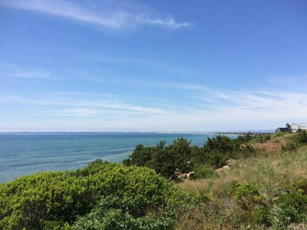 Truro Cape Cod vacation rental - View from Corn Hill Cottages