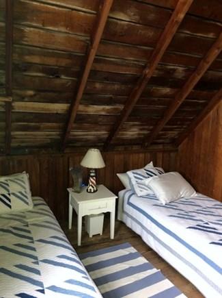Truro Cape Cod vacation rental - Twin bedroom upstairs
