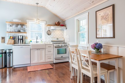 Chatham Cape Cod vacation rental - Another view of Dining Area and Kitchen