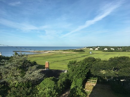 South Chatham Cape Cod vacation rental - View From One of The Decks