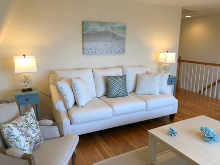 South Chatham Cape Cod vacation rental - Second Floor Living Area With Views Of Nantucket Sound