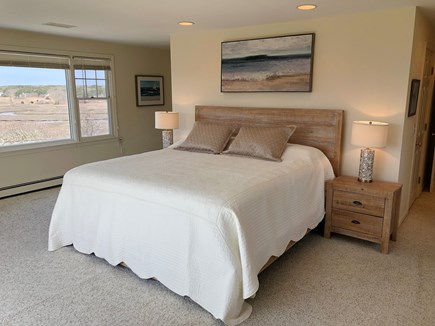 South Chatham Cape Cod vacation rental - Second Floor King Bed With Views Of Nantucket Sound