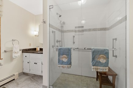 Orleans Cape Cod vacation rental - Master bath.
